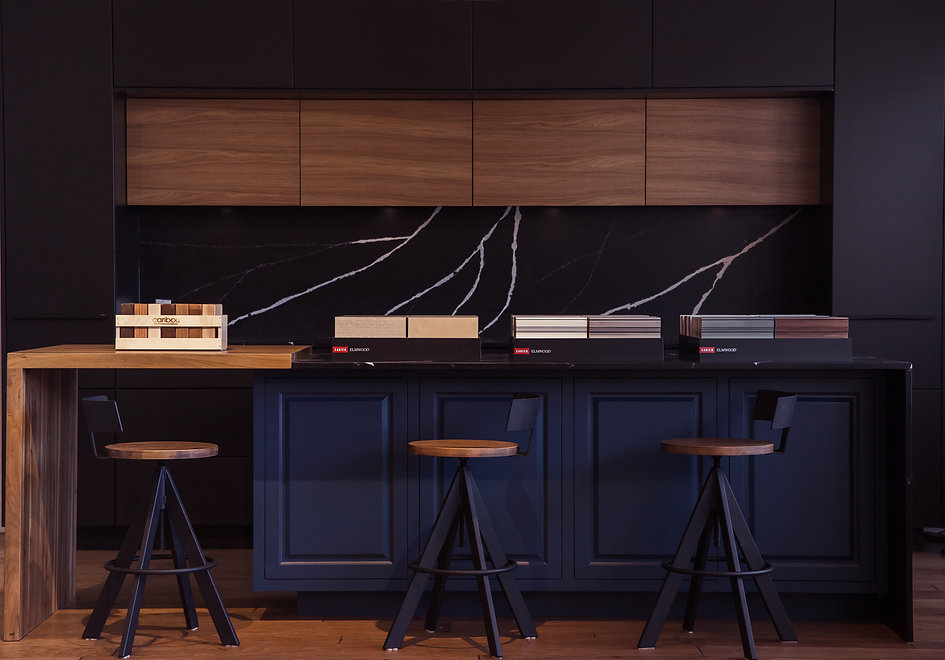 North Vancouver Custom Cabinetry Showroom