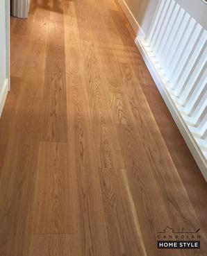 Engineered Hardwood - White Oak