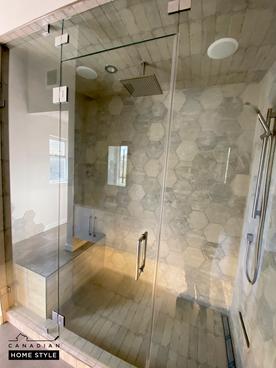 Custom Luxury Shower