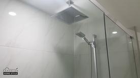 Porcelain Tiles in a Shower