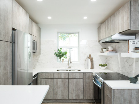 Why are Gray Kitchen Cabinets Great?