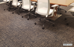 Commercial Carpet job