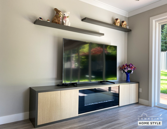 Cabico Custom TV Stand