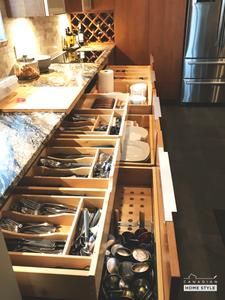 Cabico Custom drawers