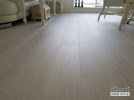 Why Should you Choose Luxury Hardwood Flooring over Tiles in Vancouver?
