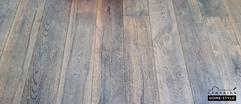 Beautiful Wide Plank White Oak Hardwood