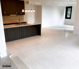 Porcelain Flooring - Tile