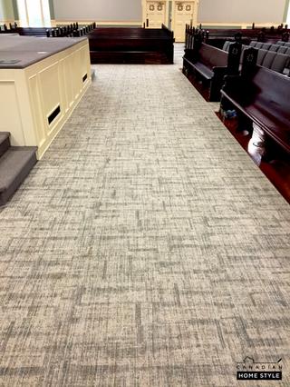 Broadloom Commercial Carpet