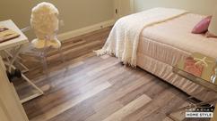 Luxury WPC Click Vinyl Flooring
