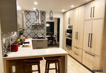 Complete Kitchen Renovation