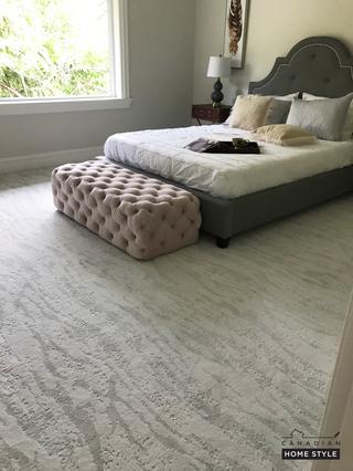 Bedroom Flooring done in Carpet