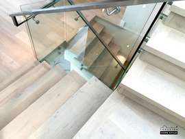 Custom Stairs by Canadian Home Style