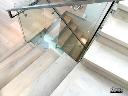 Custom Nosing Stairs