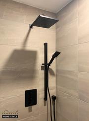 Porcelain Tiles for Custom Shower