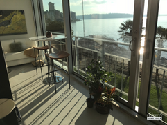 Floating Hardwood in a Beautiful condo in West Vancouver