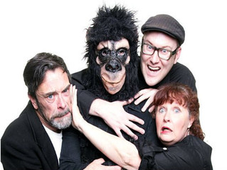Improv with a Hairy Twist: Gorilla Theatre