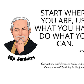 Start where you are use what you have.pn