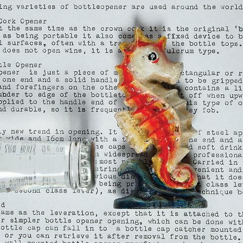 Seahorse Bottle Opener