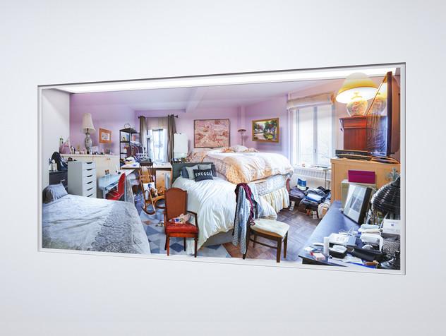 2D, 4D, 6D, 7D (3d install view)