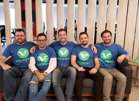 Phaze Ventures Co-Leads $1.5 million Investment in Leading Shipping Technology Platform Voyager
