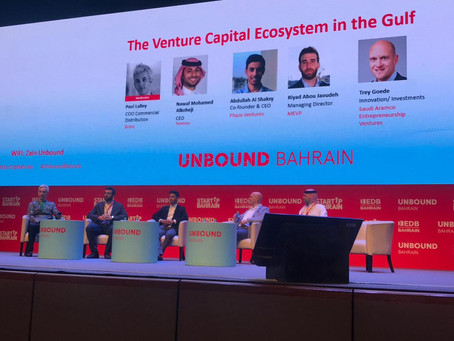 Phaze Ventures' CEO participates in panel on Venture Capital in Middle East