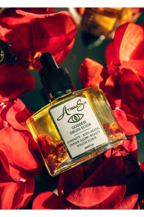 AthanaSia Goddess Drops Elixir