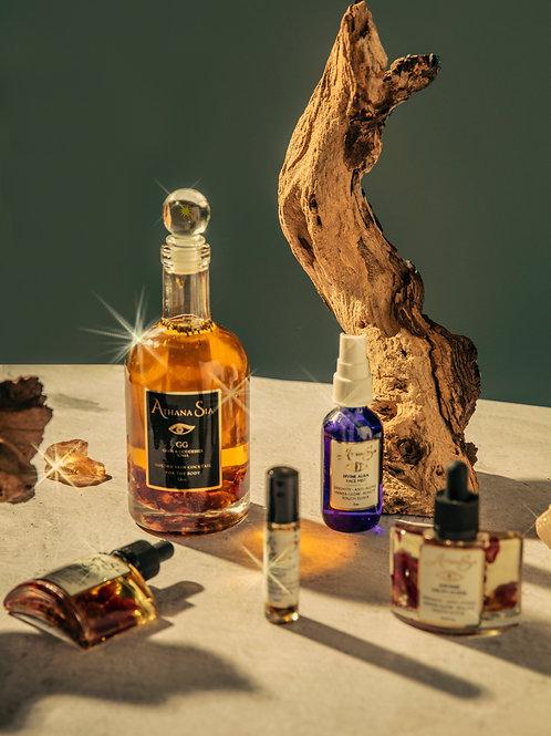 Golden Youth Elixir Set