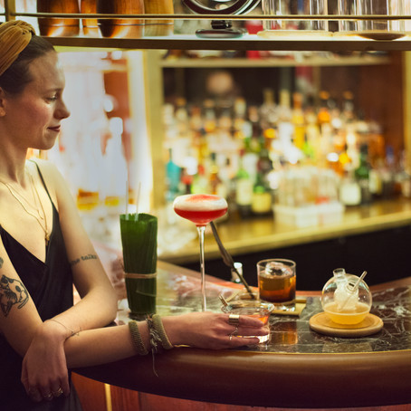 Sips 'N' Sniffs: The American Bar at The Stafford Hotel
