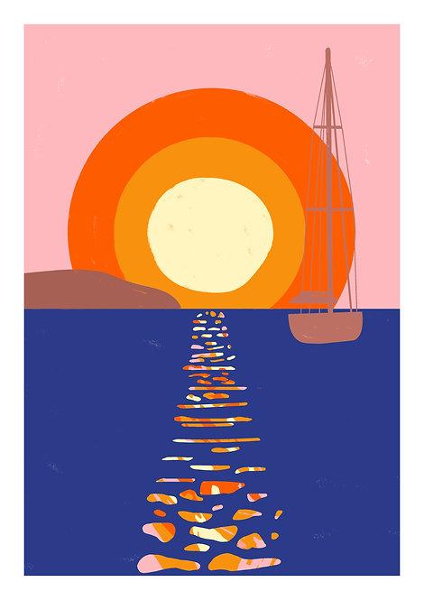 Ibiza Sunsets 1