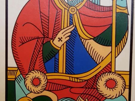 Piccole ricette legate ai Tarocchi - Le Pape di Ornella Ruggiero