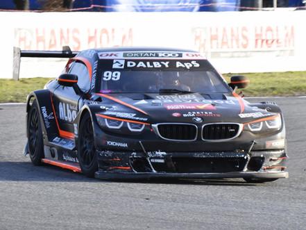 Ny bil hjalp Mikkel Mac til sejr