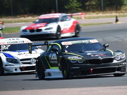 Første Super GT-sejr til Casper Røes
