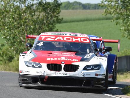 To topkørere tilbage i Super GT-feltet
