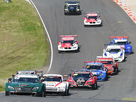 Super GT-kørerne er klar til Padborg Park