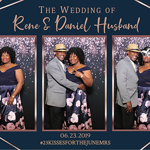 Rene and Daniel Husband
