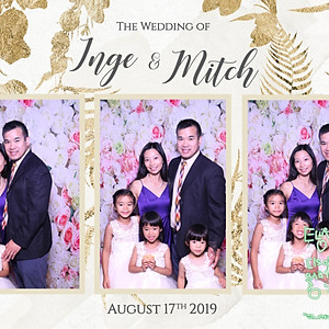 Wedding of Inge and Mitch