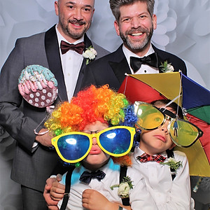 Nathaniel and Eduardo Wedding