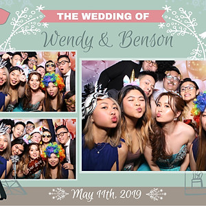 Wendy and Benson Wedding