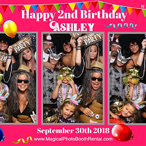 Ashley's Birthday