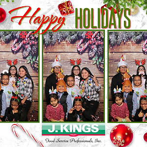 J Kings Holiday Party 2018