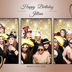 Jillian's 30th Birthday