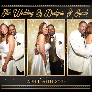 Wedding Of Destynie and Jacob