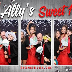 Ally's Sweet 16