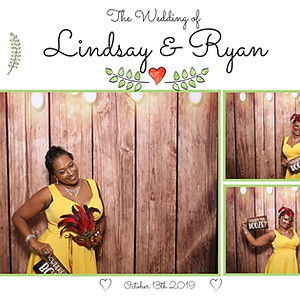 Wedding of Lindsay and Ryan