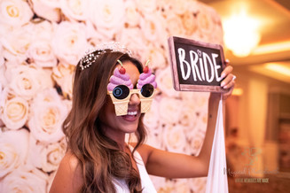 Magical Photo Booth Wedding