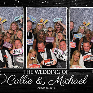 Wedding of Callie and Michael