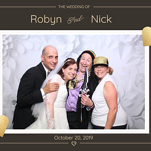 Wedding of Robyn and Nick