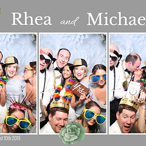 Wedding of Rhea and Michael