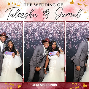 Wedding of Taleesha and Jamel
