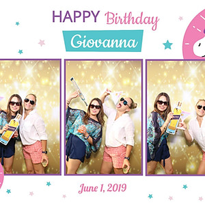 Giovanna 1st Birthday